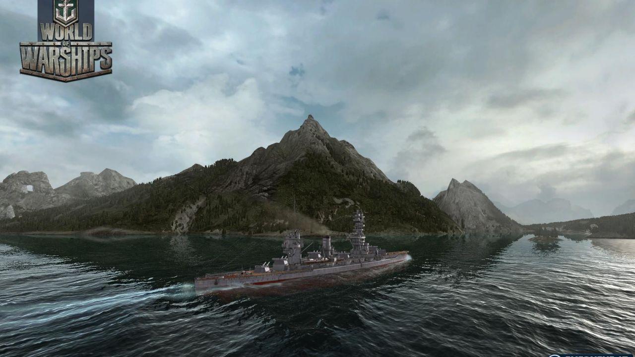 Nuove immagini per World of Warships
