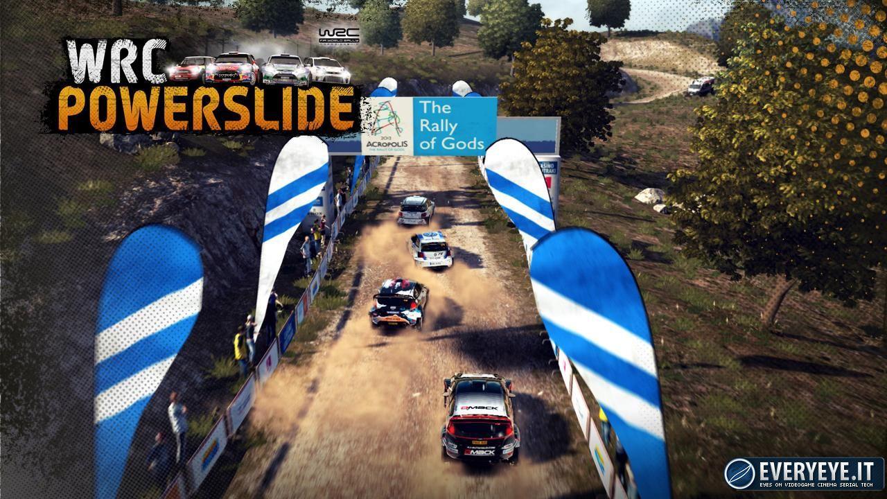 Nuove immagini per WRC Powerslide