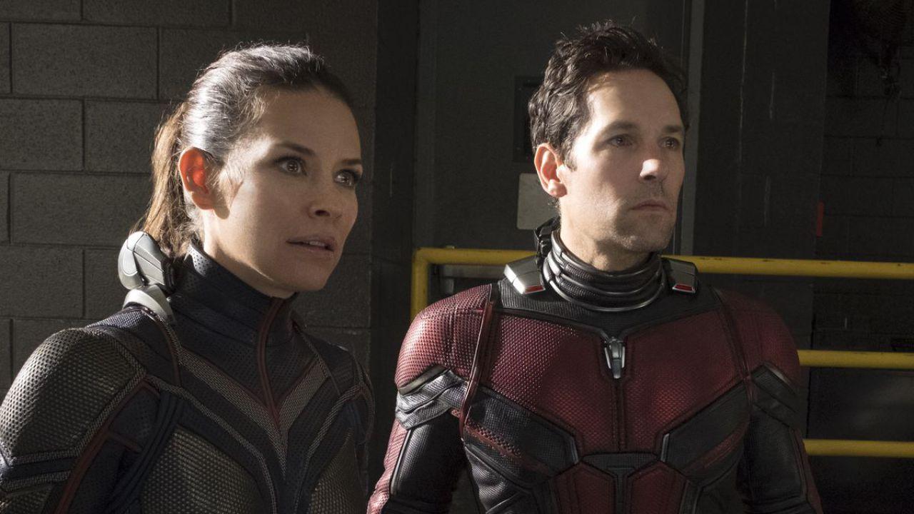 Nuove immagini promozionali da Ant-Man and the Wasp, un collegamento con Iron Man 2?
