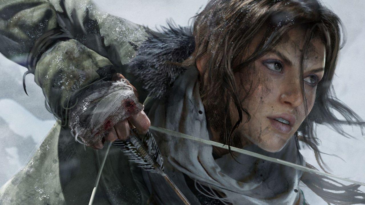 Nuove immagini di Rise of the Tomb Raider per PS4
