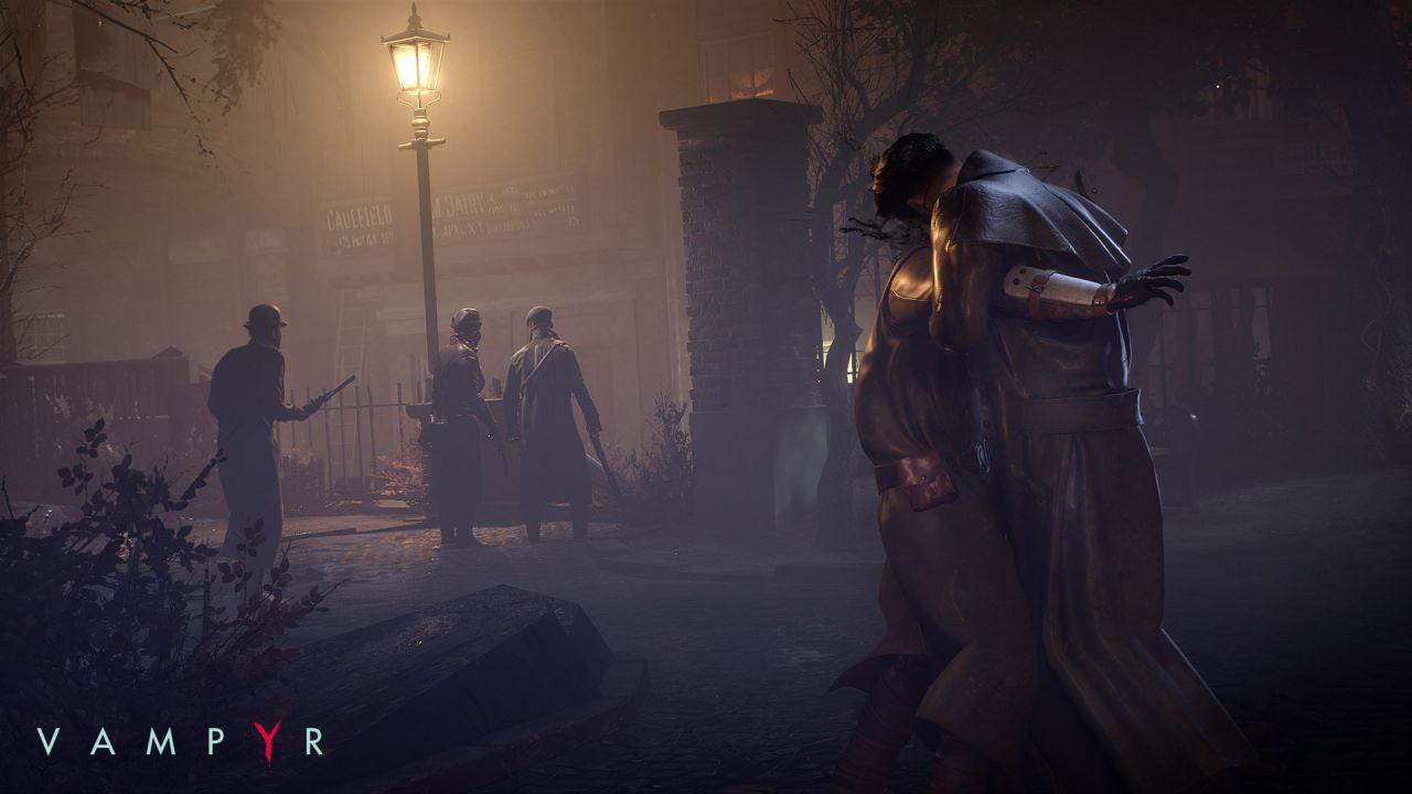 Nuove informazioni e immagini per Vampyr