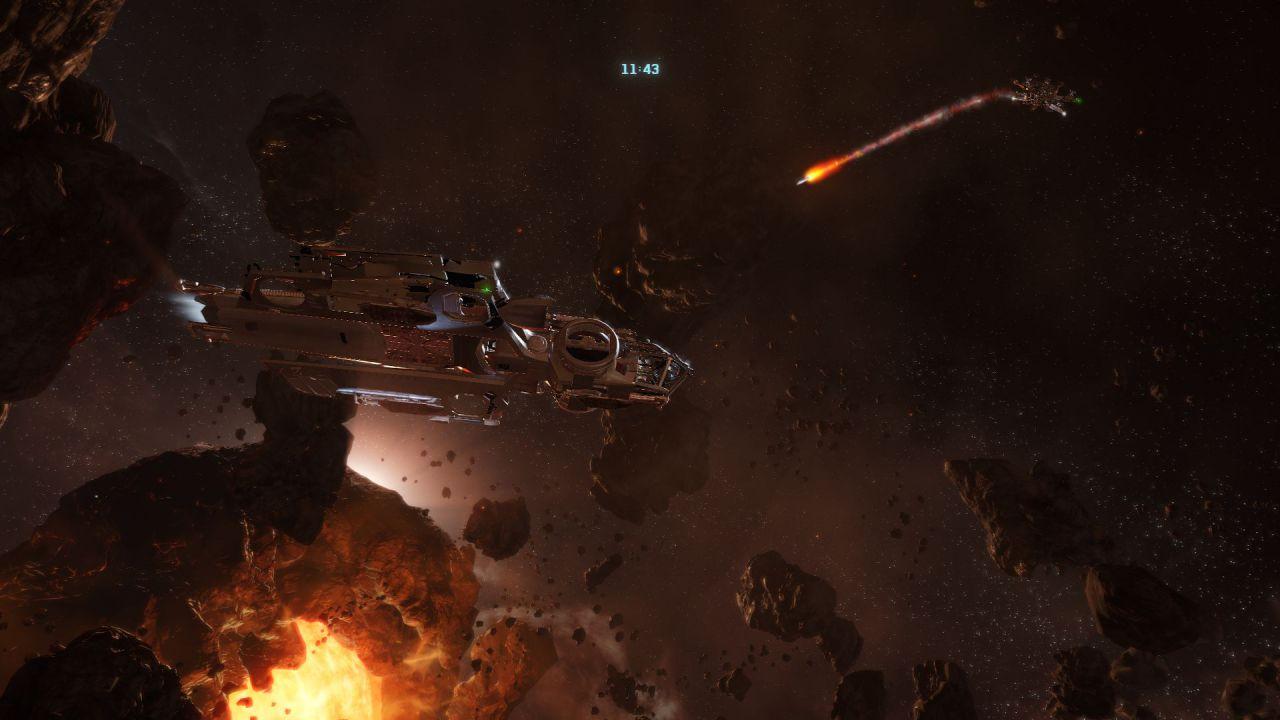 Nuove informazioni sul mining di Star Citizen