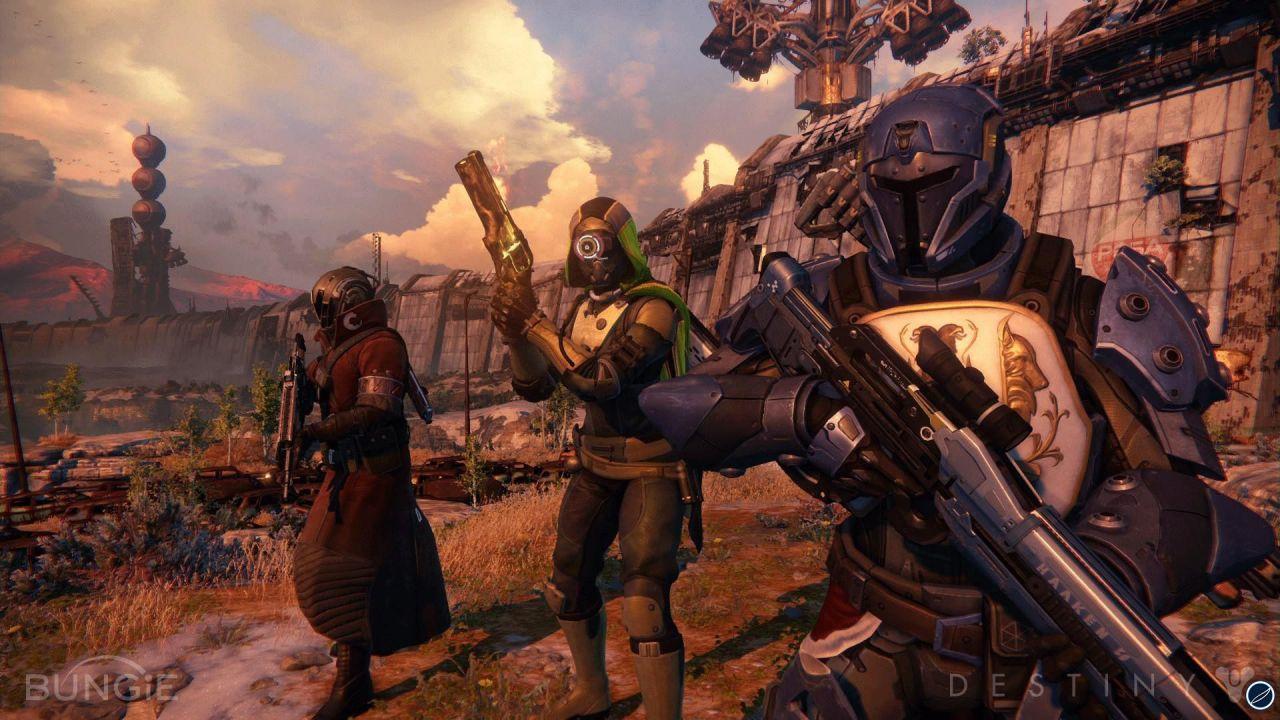 Nuove informazioni sul secondo DLC di Destiny, Il Casato dei Lupi
