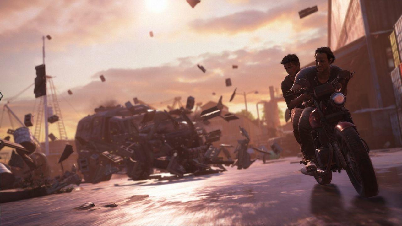 Nuove informazioni e tanti dettagli su Uncharted 4 A Thief's End