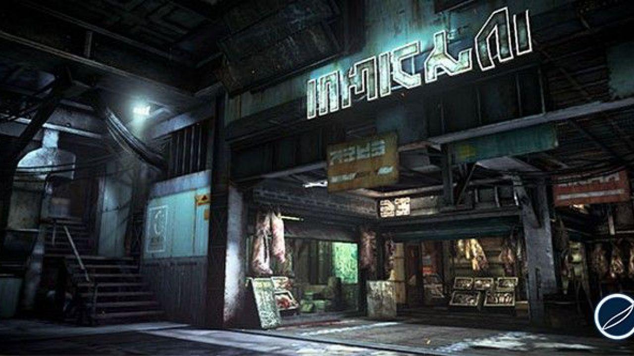 Nuovi concept art di Killzone: Mercenary mostrano Helghan e Vekta