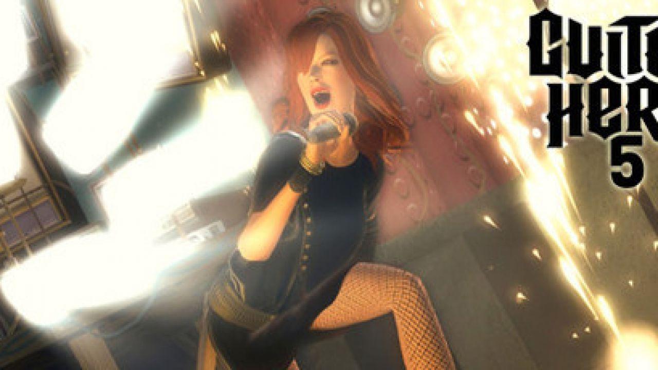 Nuovi contenuti scaricabili per Guitar Hero 5 a Febbraio