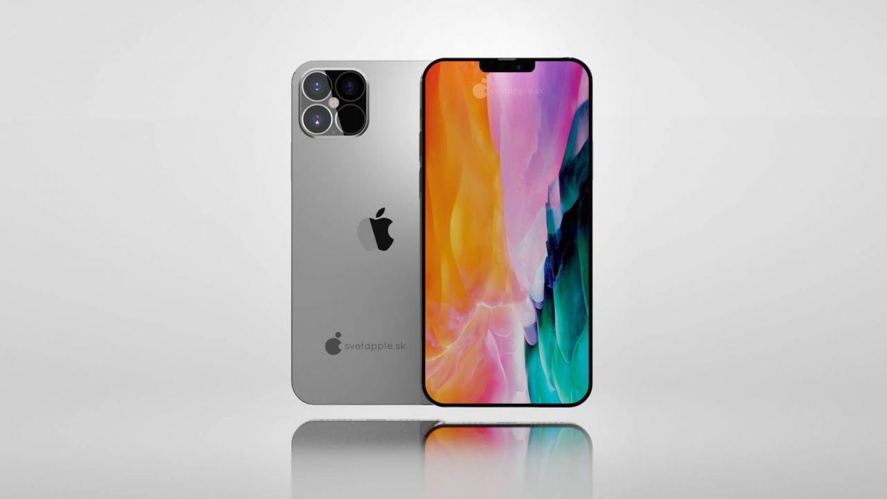Nuovi dettagli sui quattro iPhone 12: uno si chiamerà iPhone 12 Mini?