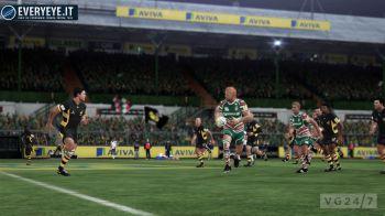 Nuovi dettagli e screenshot di Rugby Challenge 2: The Lions Tour Edition