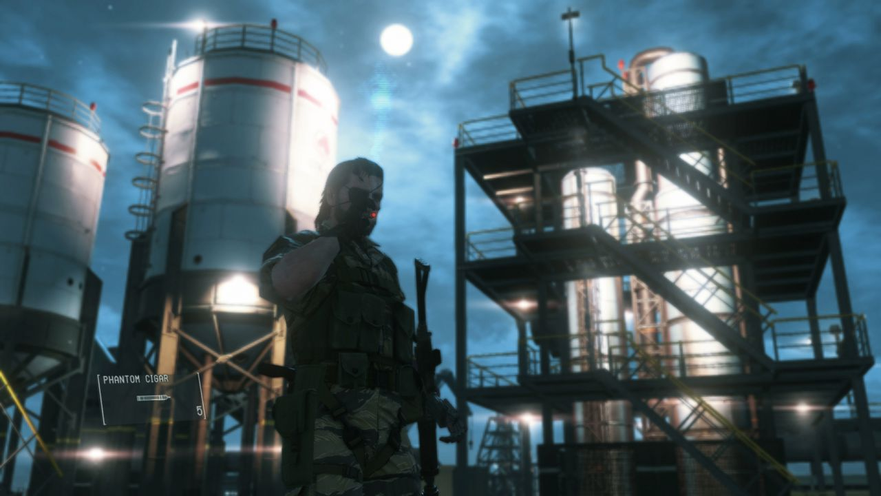 Nuovi dettagli sul gameplay di Metal Gear Solid 5 The Phantom Pain