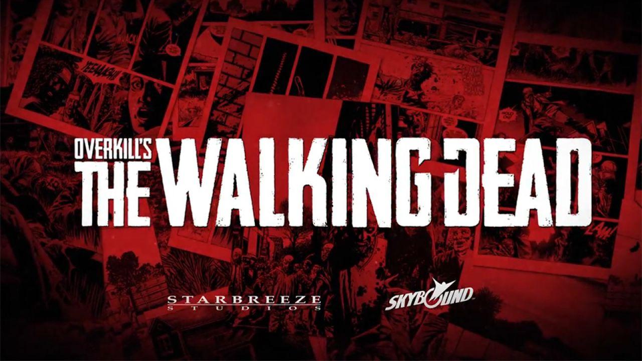 Nuovi dettagli sul progetto di Overkill basato su The Walking Dead