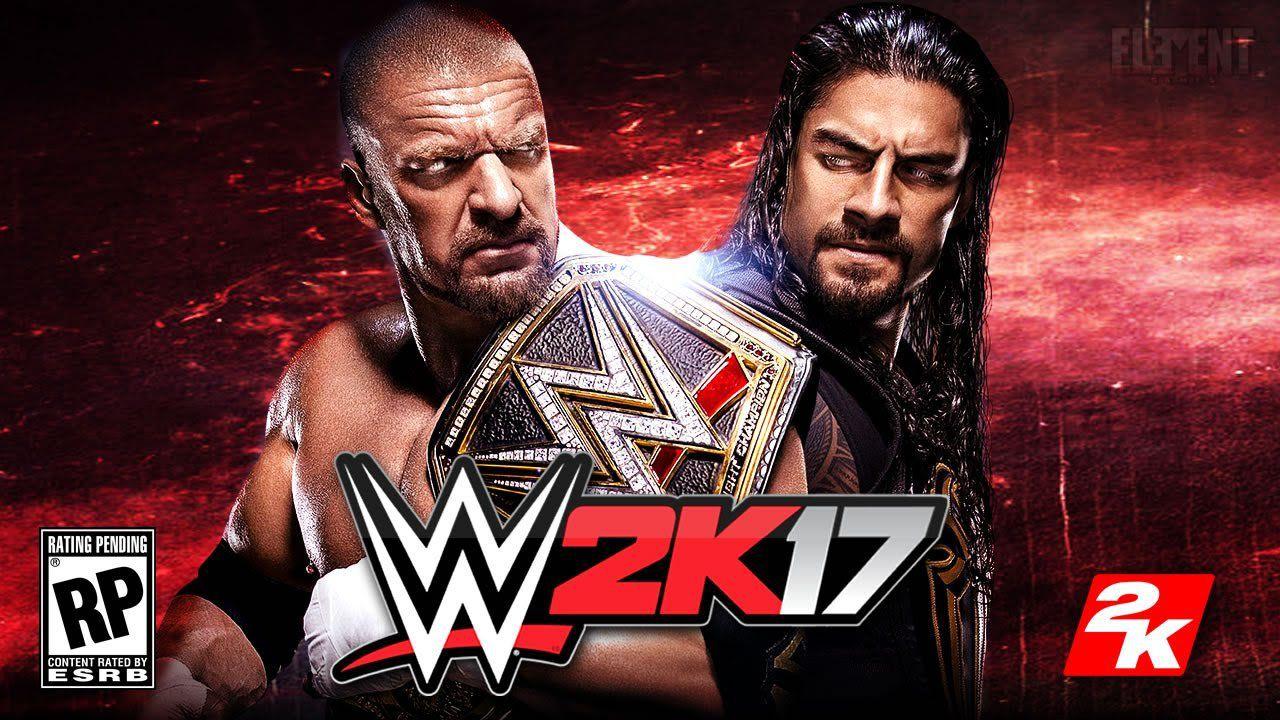 Nuovi dettagli sul roster di WWE 2K17
