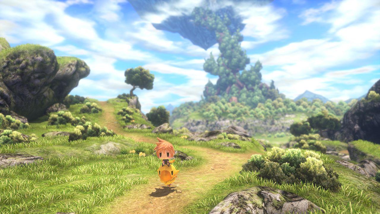 Nuovi dettagli su World of Final Fantasy: durerà almeno 100 ore