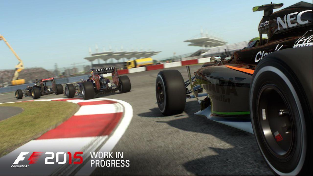 Nuovi particolari di F1 2015 arriveranno a breve