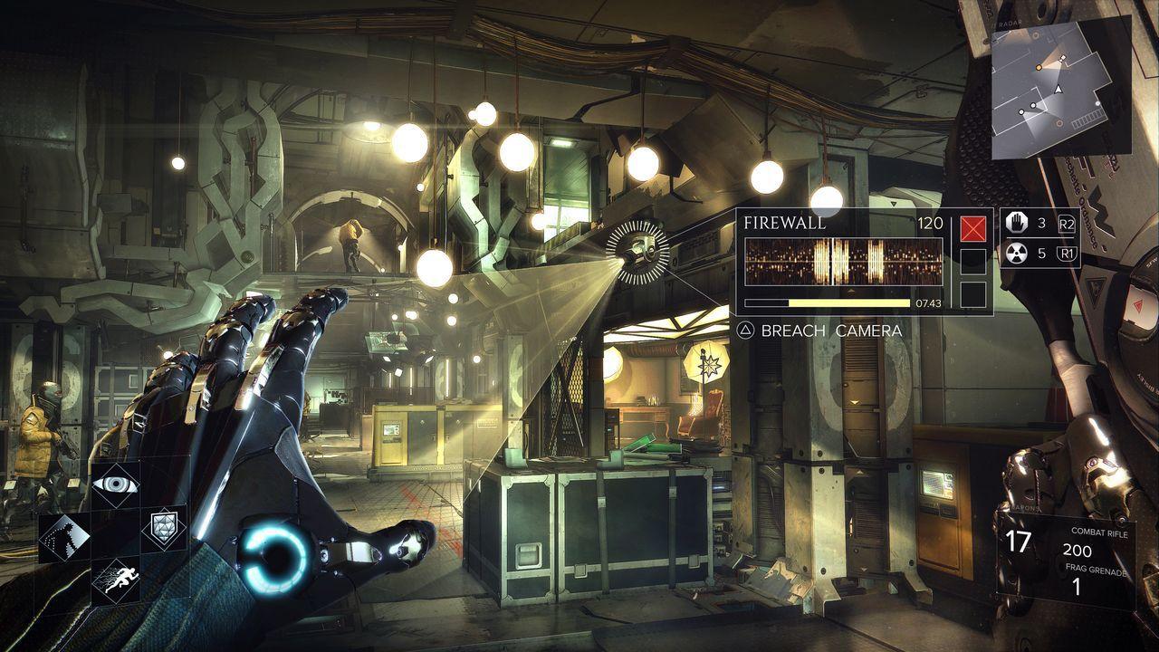 Nuovi scatti di Deus Ex Mankind Divided arrivano direttamente dalla GamesCom