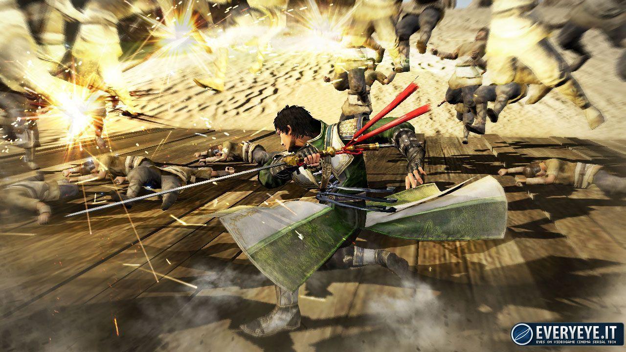 Nuovi scatti per Dynasty Warriors 8