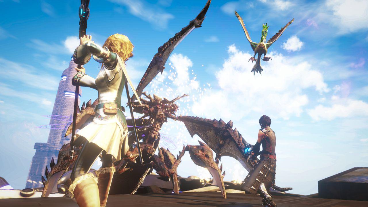 Nuovi scatti e primo video gameplay per Edge of Eternity
