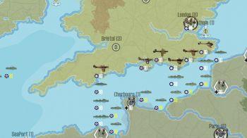 Nuovi screens per Commander: Europe at War