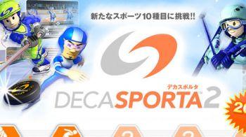 Nuovi screens per Sports Island 2 (Deca Sports 2)