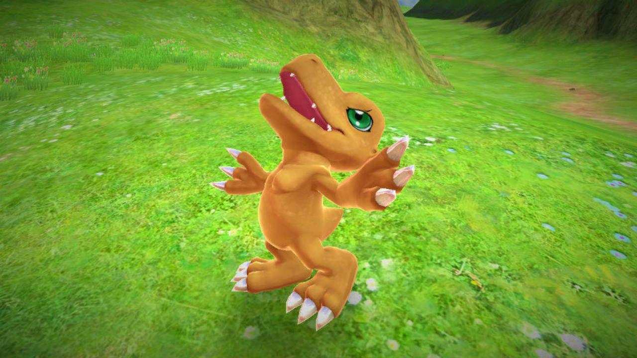 Nuovi screenshot per Digimon World: Next Order