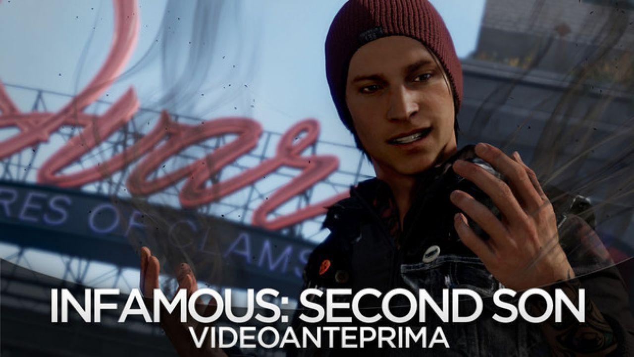 Nuovi screenshot per Infamous: Second Son