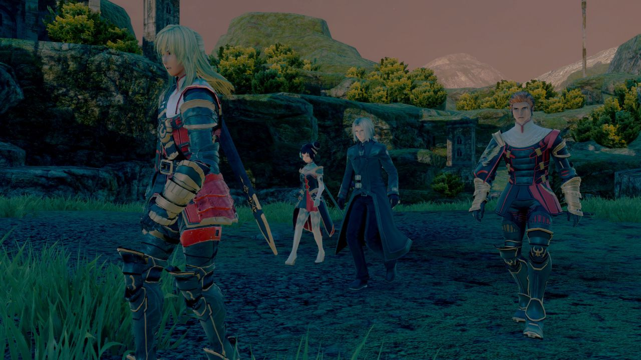 Nuovi screenshot di Star Ocean 5 mostrano i personaggi e le battaglie