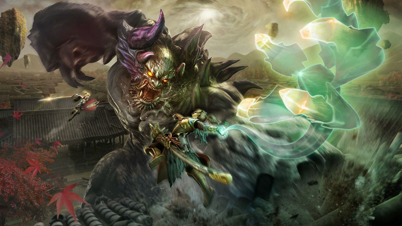 Nuovi screenshot e video dalla demo di Toukiden 2