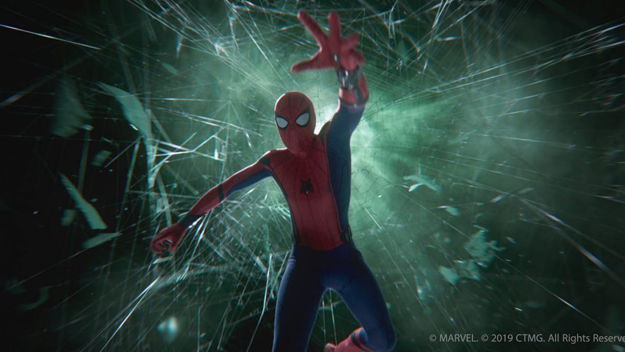 Nuovi splendidi concept art da Spider-Man: Far From Home