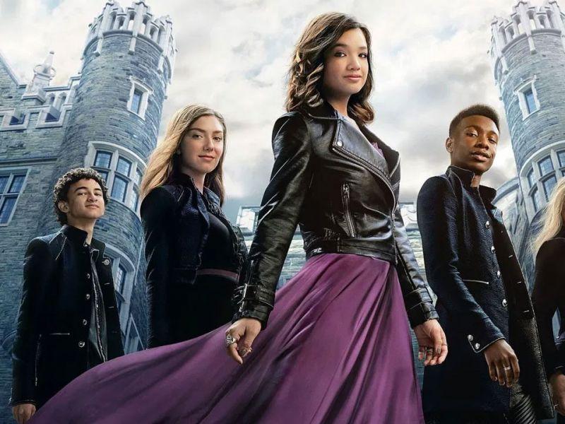 Nuovi supereroi per Disney Plus nel trailer di Secret Society of Second Born Royals