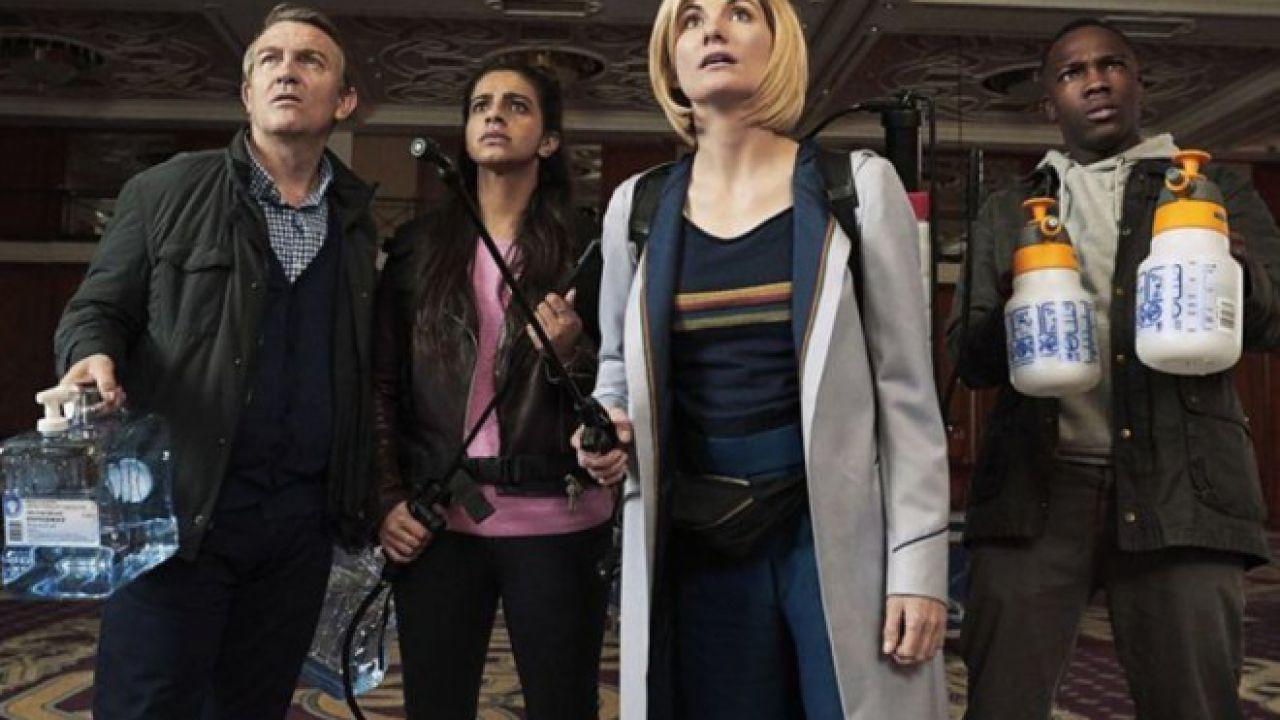 Nuovi terrificanti mostri in arrivo nella dodicesima stagione di Doctor Who