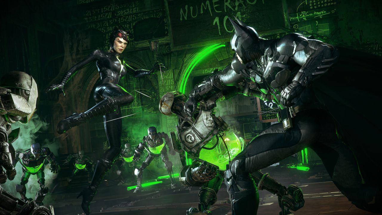 Nuovo aggiornamento per Batman Arkham Knight su PS4