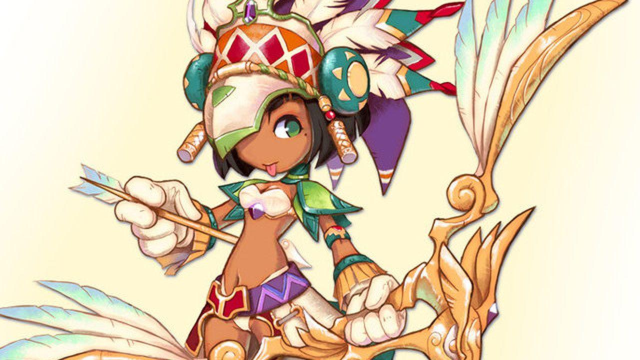Nuovo aggiornamento per Dragonica - Paris Strikes Back