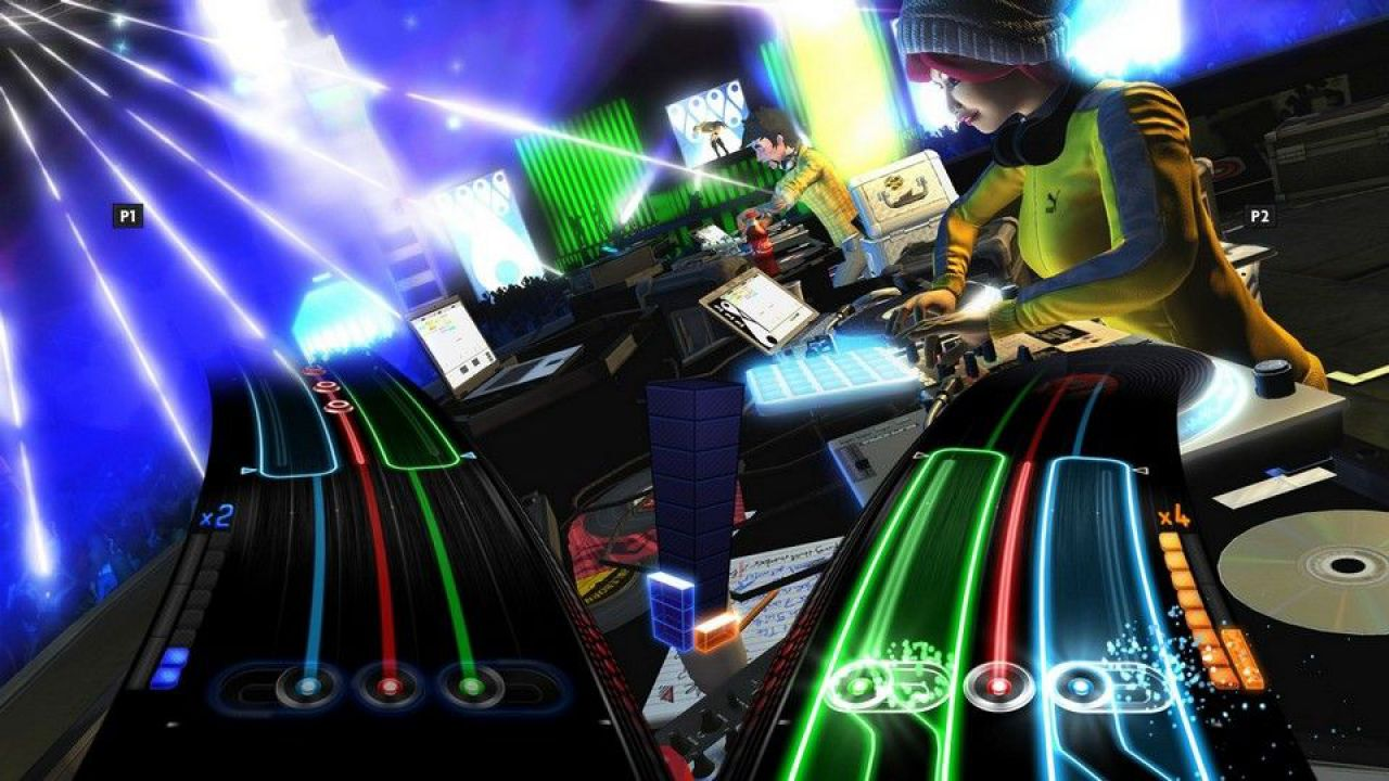 Nuovo DLC per DJ Hero 2