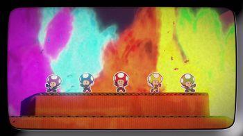 Nuovo episodio della miniserie dedicata ai Rescue V di Paper Mario: Color Splash