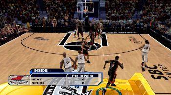 Nuovo gameplay video di NBA 2k6 (Xbox360)