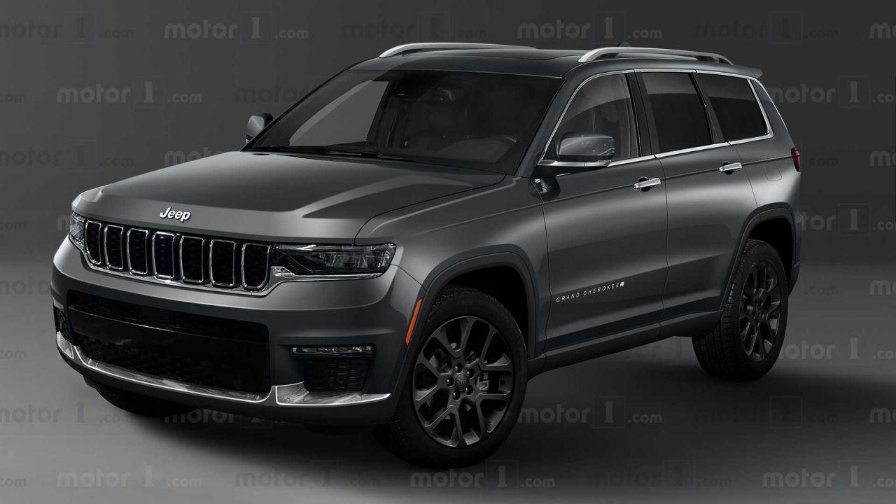 Nuovo Jeep Grand Cherokee: osserviamolo in anteprima
