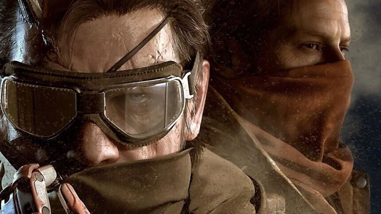Nuovo poster promozionale di Metal Gear Solid 5 The Phantom Pain