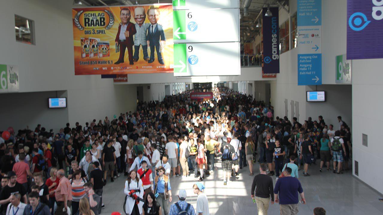 Nuovo record di visitatori per la GamesCom 2015 di Colonia