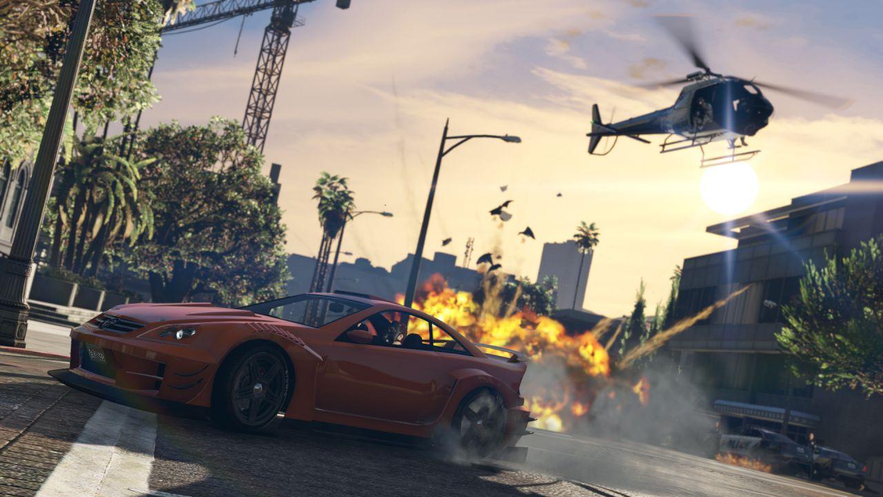 Nuovo rinvio per la versione PC di GTA 5, rapine online disponibili dal 10 marzo su console
