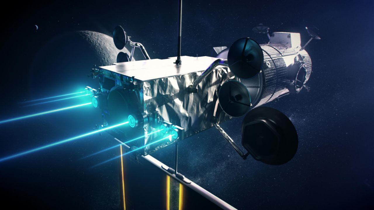 Nuovo sistema di propulsione sperimentale potrebbe spingerci ai confini del Sistema Solare