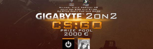 Nuovo torneo di Counter-Strike Global Offensive e presentazione della Gaming House di NextGaming il 25 aprile a Milano - Notizia