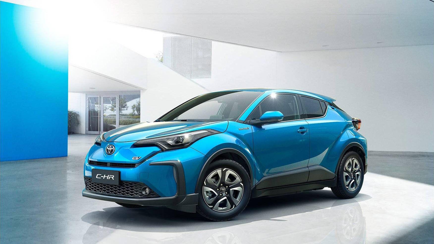Nuovo Toyota CH-R elettrico 2020: i primi dettagli parlano ...