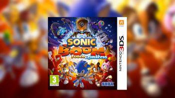 Nuovo trailer giapponese per Sonic Boom: Fuoco e Ghiaccio