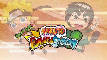 Nuovo trailer e immagini per  Naruto Powerful Shippuden