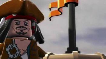 Nuovo trailer in italiano per Lego Pirati dei Caraibi