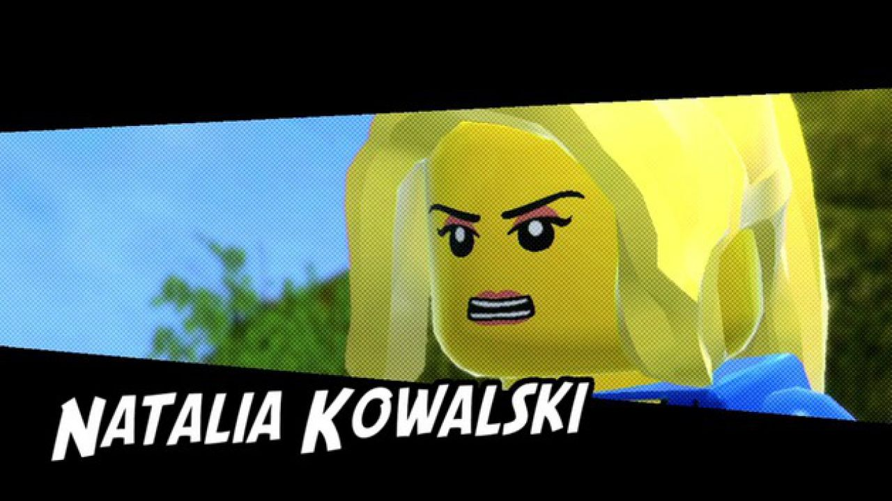 Nuovo trailer di LEGO City: Undercover