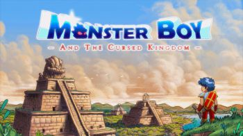 Nuovo trailer di Monster Boy and the Cursed Kingdom