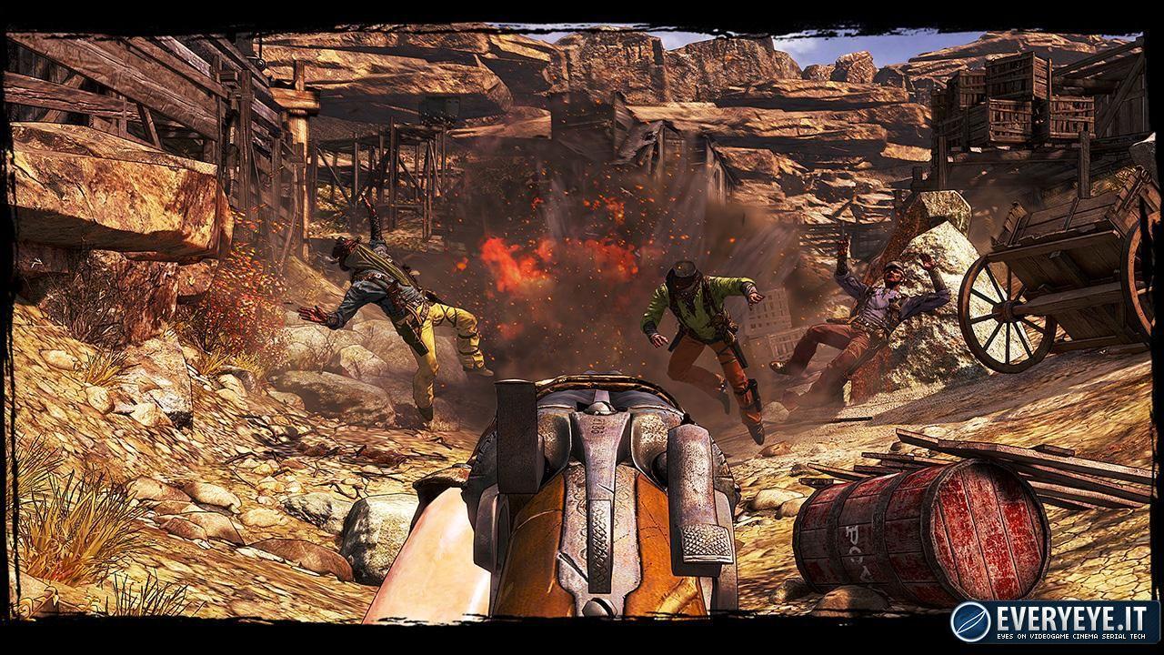 Nuovo trailer per Call of Juarez: Gunslinger