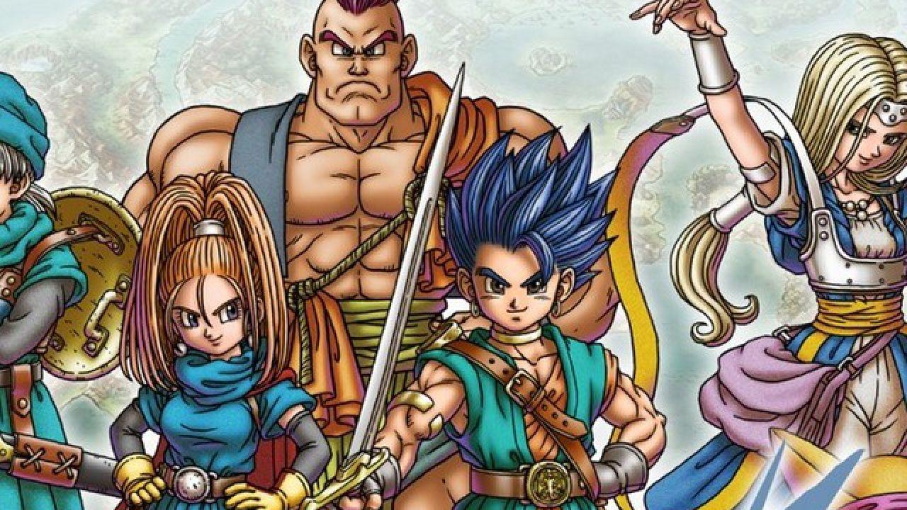 Nuovo trailer per Dragon Quest VI su Nintendo DS