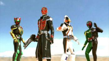 Nuovo trailer per  Kamen Rider: Battleride War