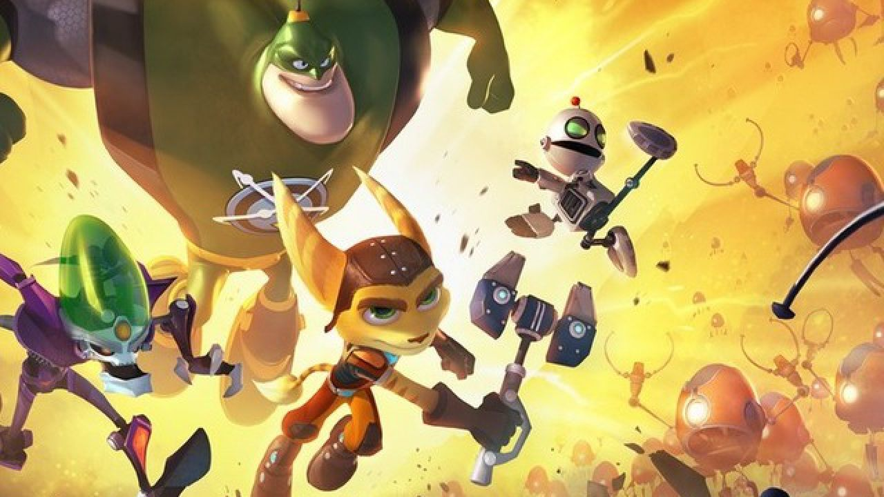 Nuovo trailer per Ratchet & Clank All 4 One
